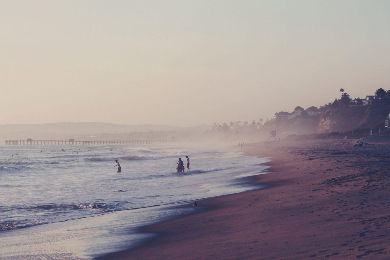 Morning ocean